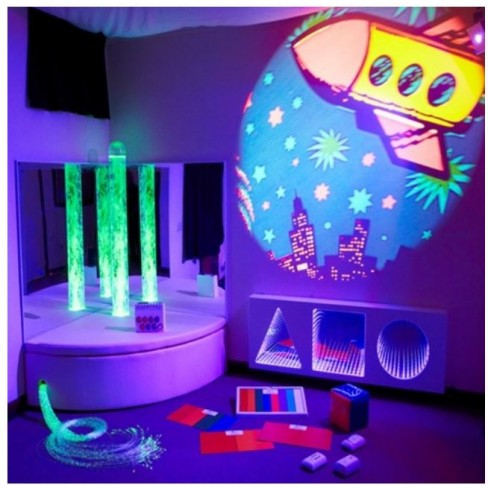 The Benefits Of Multisensory Rooms