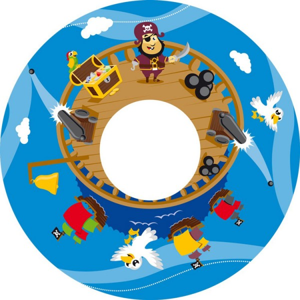 Pirate - Effects Wheel